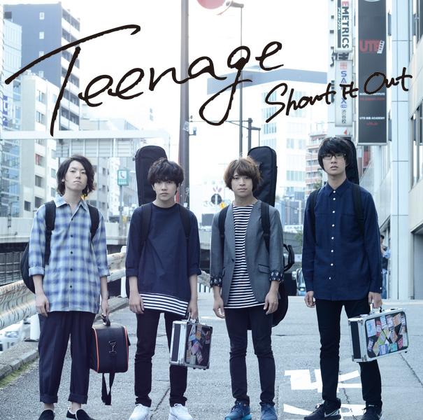 【東京都】SHOUT IT OUT 「青年の主張」リリースツアー <東京公演/ワンマンライブ>